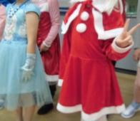 クリスマステーマパークダンス!