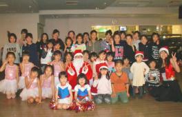 みんな大好き!クリスマス会!