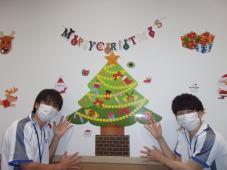 クリスマスと長澤コーチの趣味