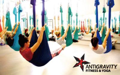 AntiGravity(R)Fitness AIRbarre【女性限定】