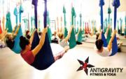 【女性限定】AntiGravity(R)Fitness AIRbarre