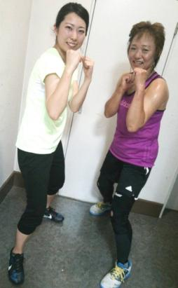 初addidas boxing!