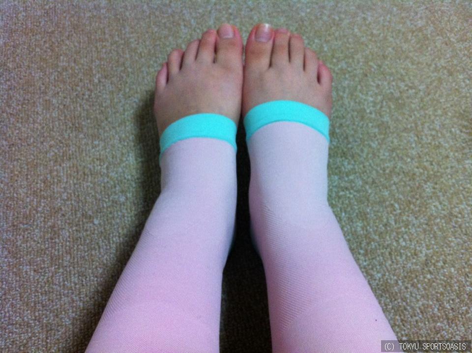 足のむくみを解消!:健康 ...